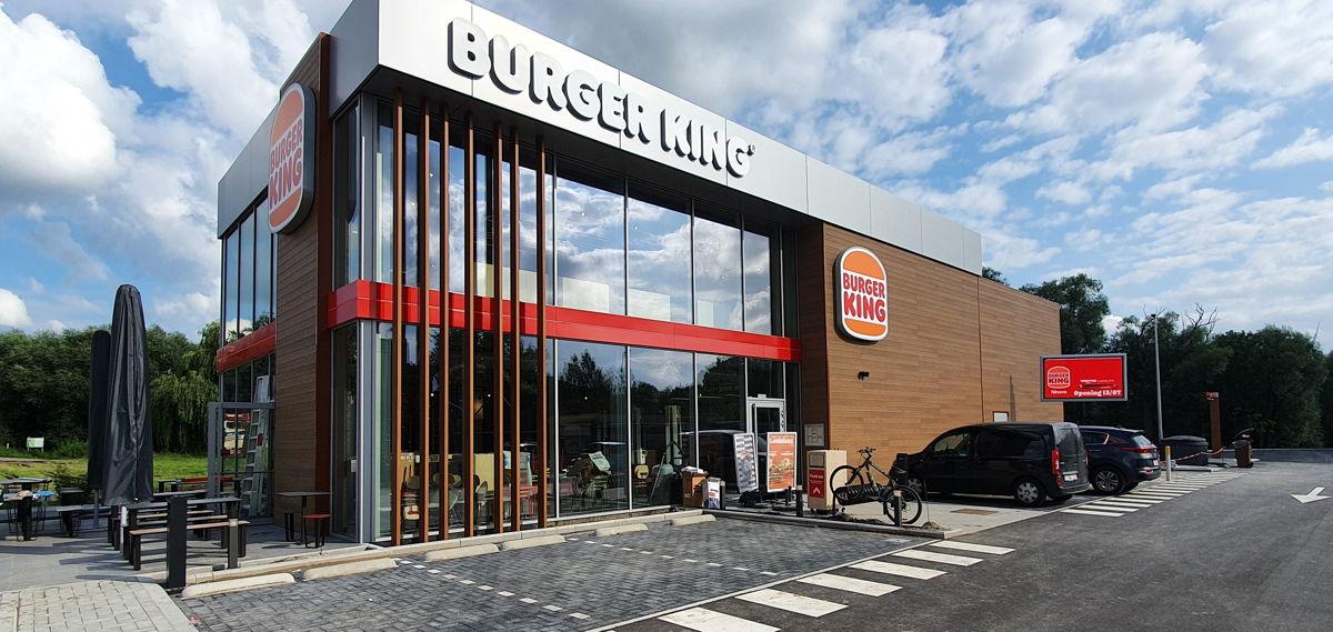 BURGER KING ®   Ninove
