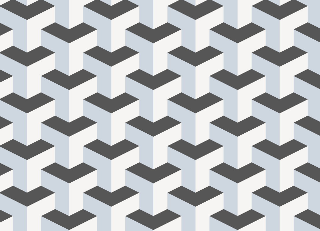 Giants Causeway     <br/>Abstract Cube Flooring