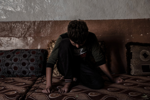 Intentos de suicidio y depresión generalizada: la población yazidí de Sinyar atraviesa una acuciante crisis de salud mental