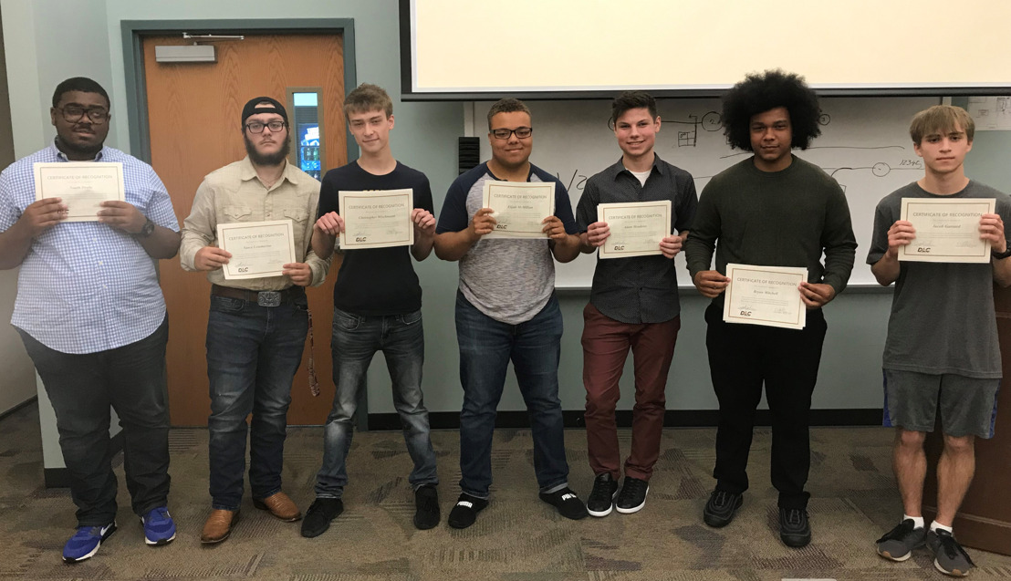 High School Students Graduate from New EDT Boot Camp Program