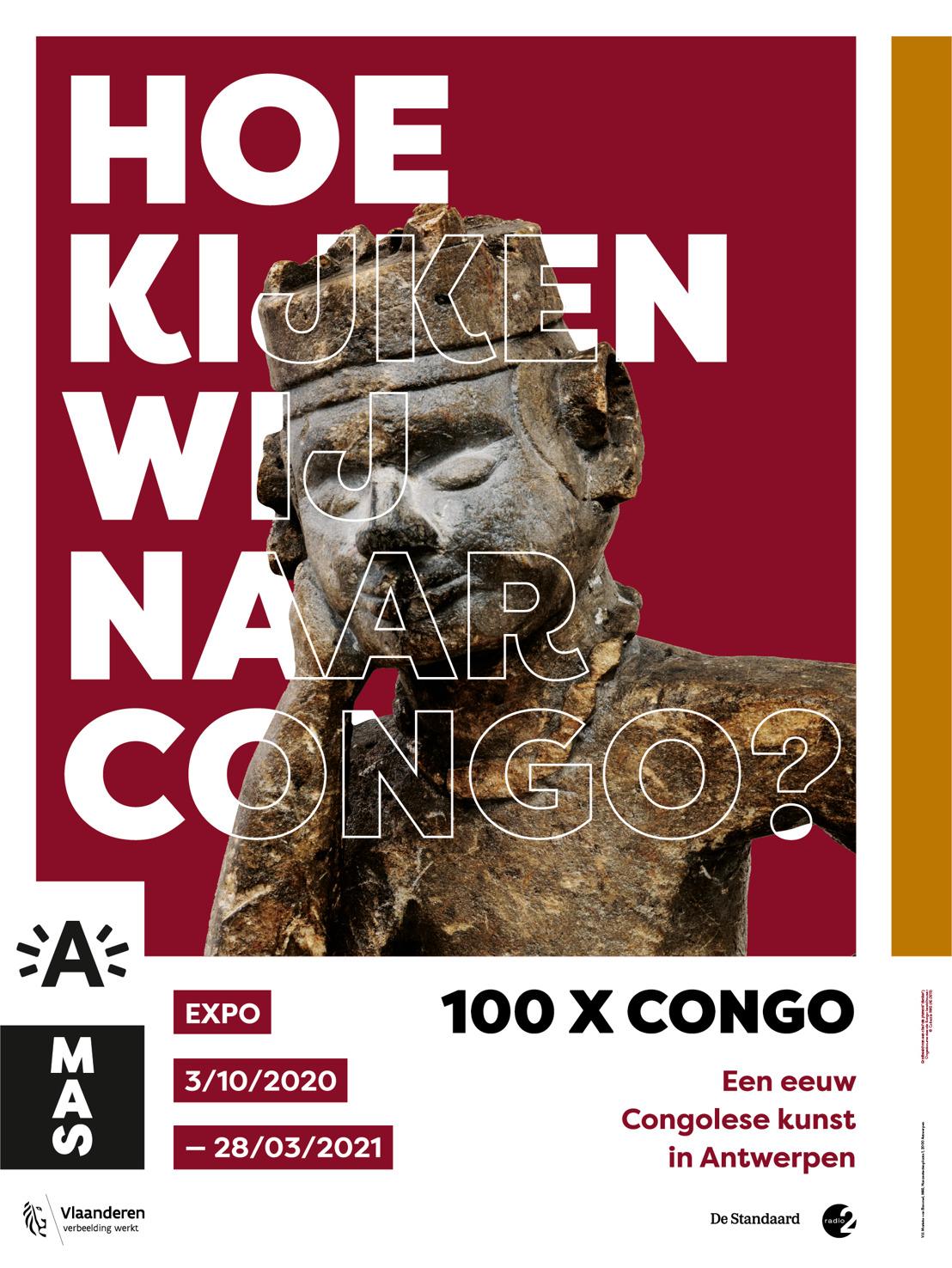 HOE HET MAS EN BONKA CIRCUS KIJKEN NAAR '100 x CONGO'