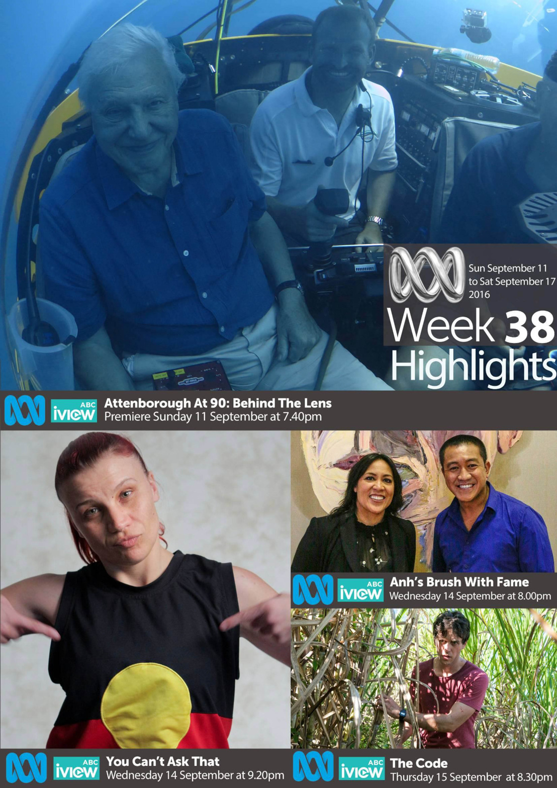 ABC Program Highlights - Week 38