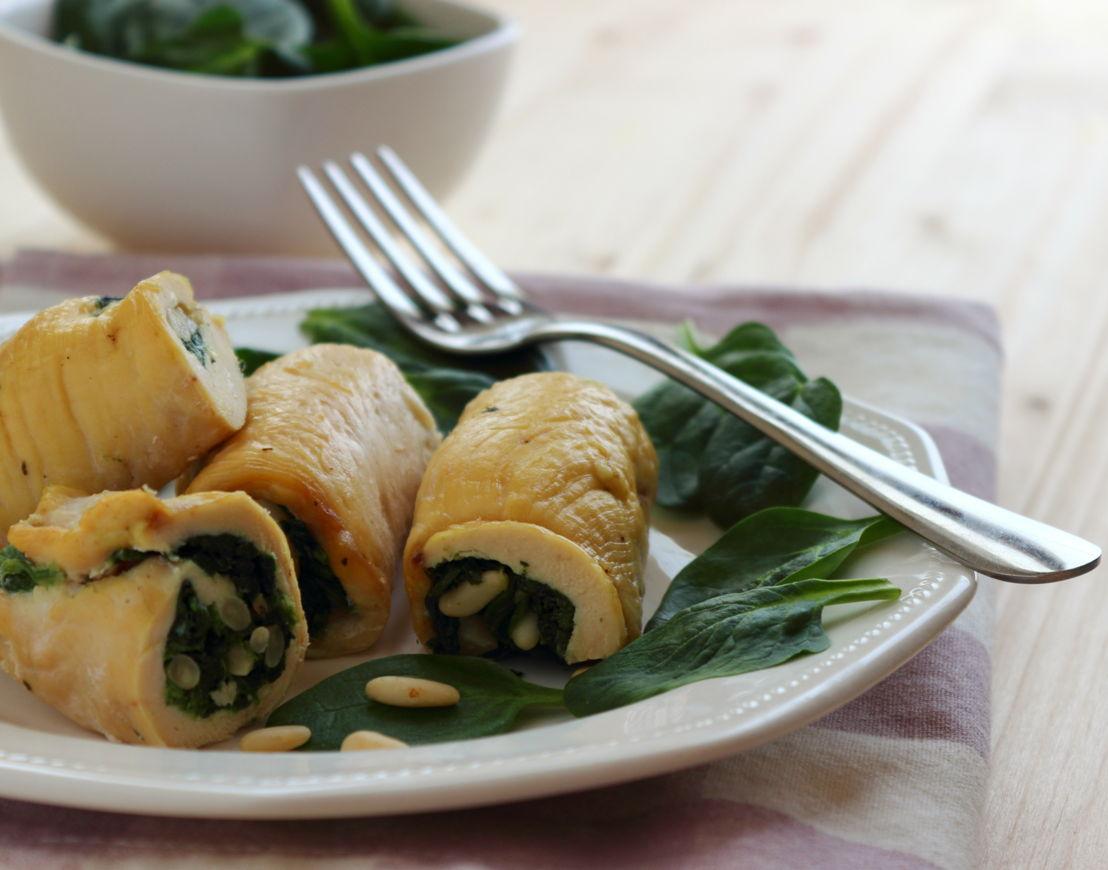 Involtini di pollo, la ricetta contro la spossatezza primaverile della food blogger Anna Todesco