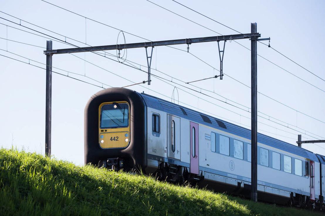 Luminus wordt de exclusieve energiepartner van de Belgische spoorwegen