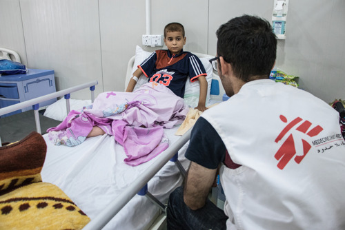 Mosul still lacks 70% of healthcare capacity, one year since the battle ended