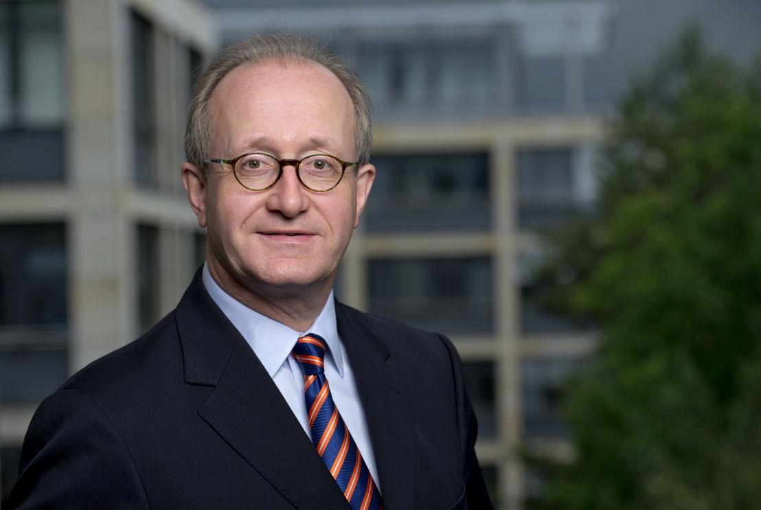 Patrick W. Diemer, voorzitter van de Raad van Bestuur van AirPlus International.