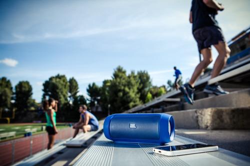 IFA 2014: JBL lancerer JBL Charge 2 – en bærbar, trådløs Bluetooth-højttaler