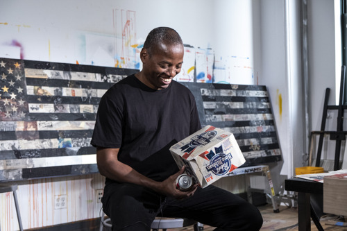 New York Artist Cey Adams and Pabst Blue Ribbon To Launch National Mural Day May 7, 2019