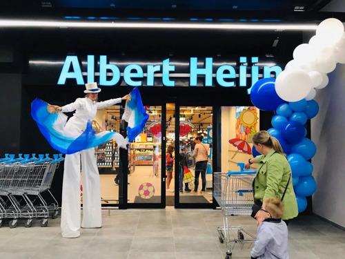 Albert Heijn viert 10e verjaardag in België met groeispurt