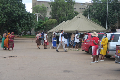 ZIMBABWE: Health care system exhausted by most recent COVID-19 wave