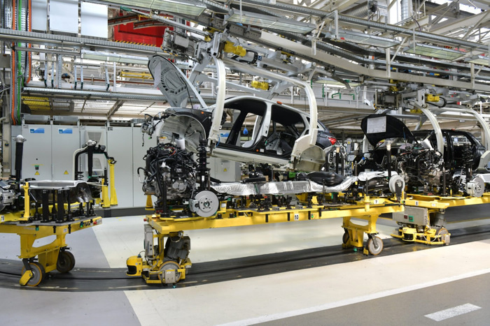 ŠKODA AUTO has closed Czech plants due to coronavirus pandemic for initial period of minimal two weeks