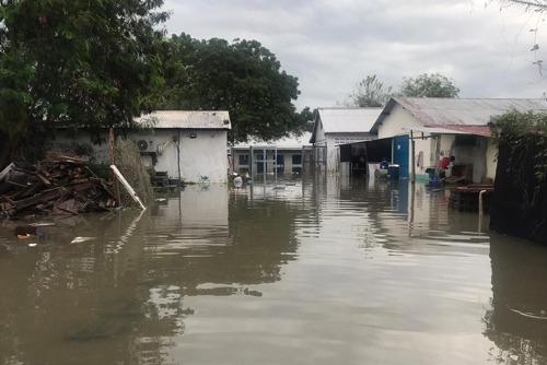 Hevige overstromingen in het oosten van Zuid-Soedan kan humanitaire crisis van de lokale bevolking nog verergeren