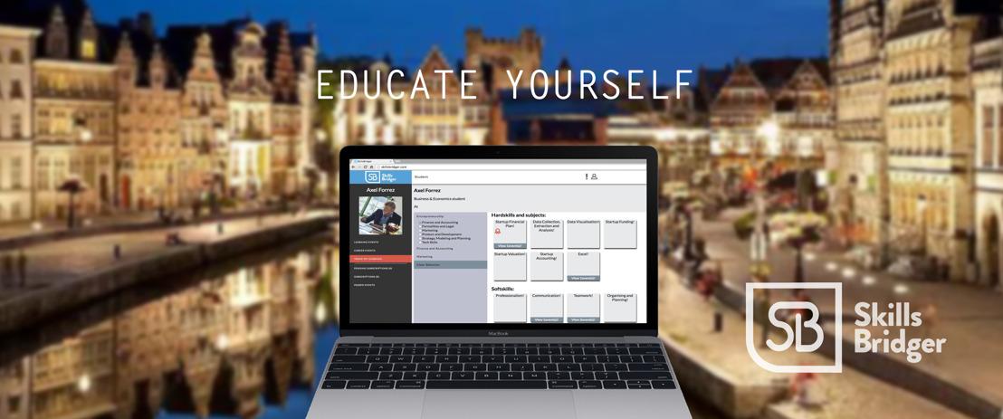 Start-up SkillsBridger verkleint skills gap tussen studenten en bedrijven