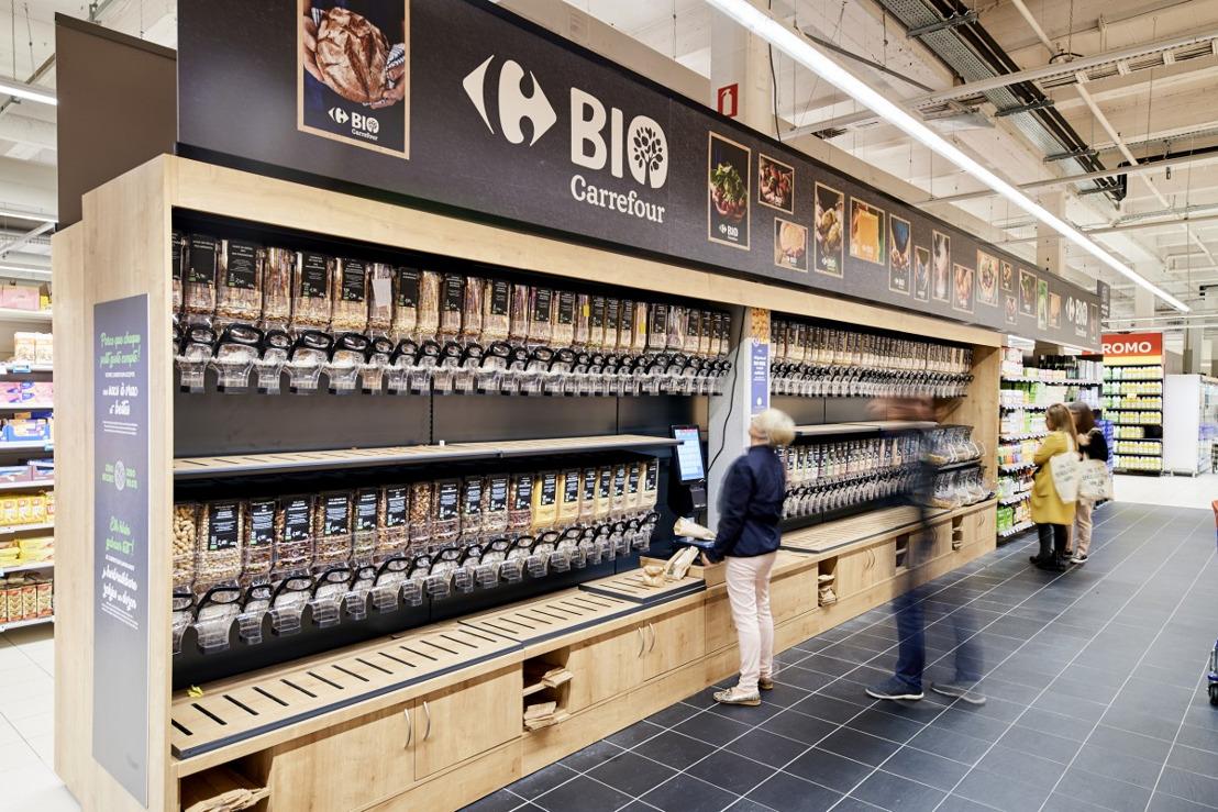 Volledig gerenoveerde Hypermarkt Carrefour Evere biedt een uniek klantparcours