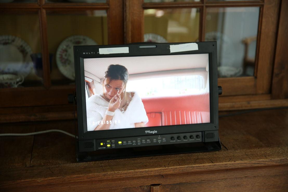 Achter de schermen bij THUIS (c) VRT