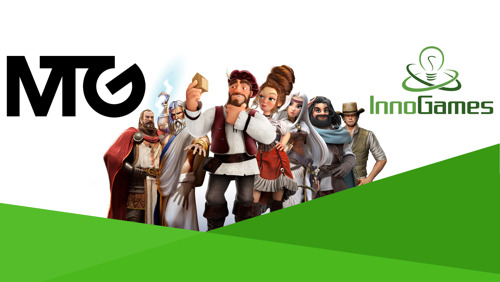MTG increases ownership in InnoGames and partners with company founders to form new holding company for gaming investments