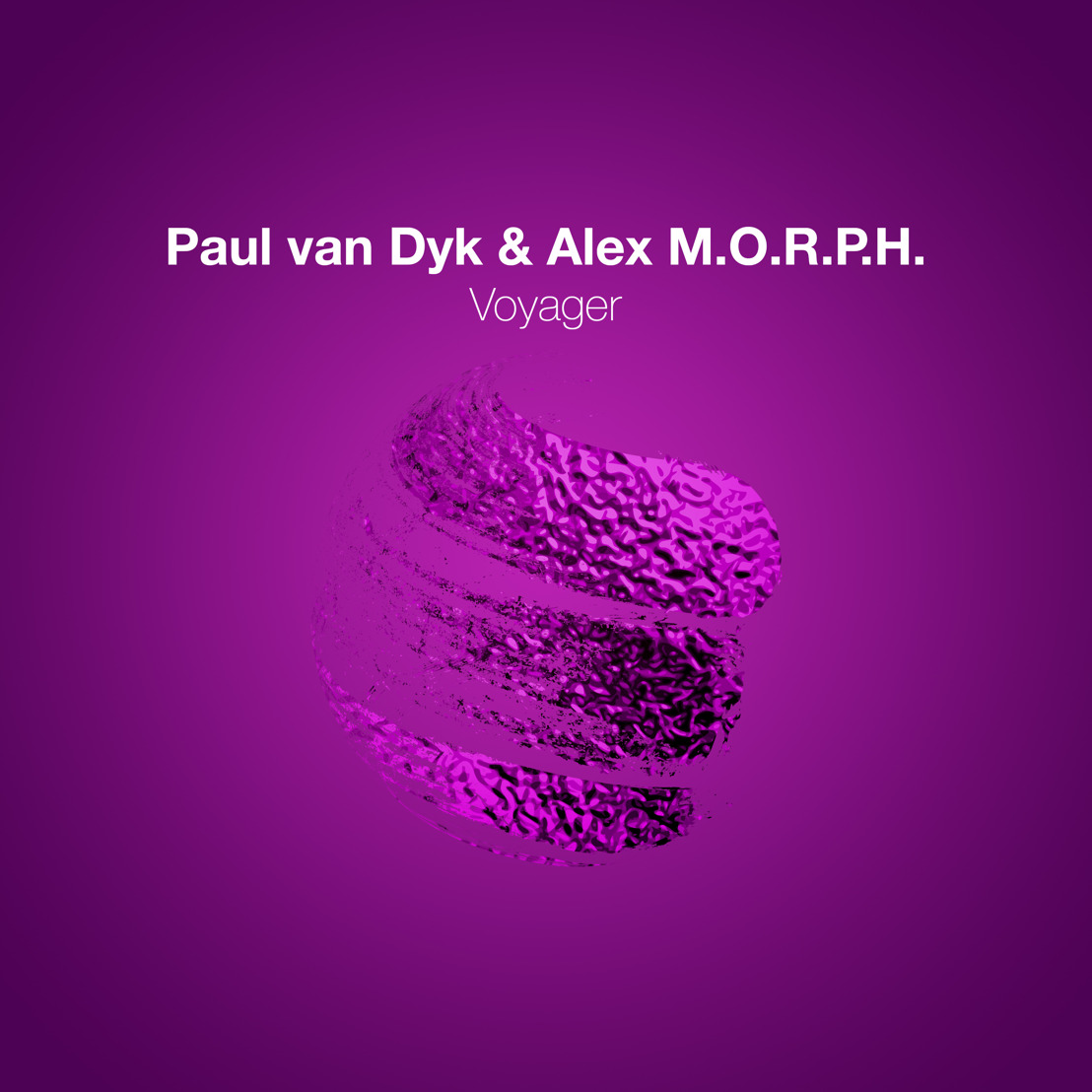 Paul van Dyk Releases New Single: VOYAGER feat. Alex M.O.R.P.H.