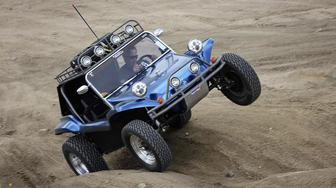 Dune buggy: kleine auto, grote vrijheid