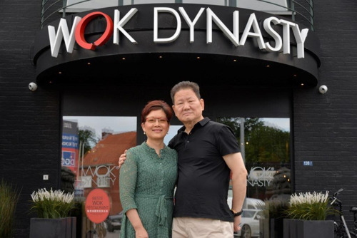 WOK DYNASTY wint proces wegens verwarring wekkend gebruik van haar naam