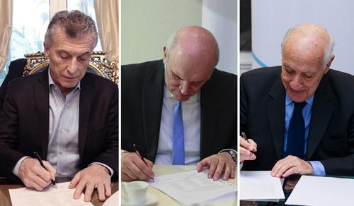 Tres precandidatos se comprometieron a presentar un plan de educación durante la campaña