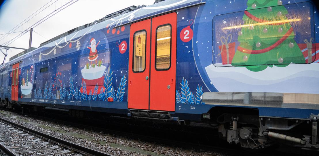 Happy Train rijdt opnieuw, voordelig Happy Ticket