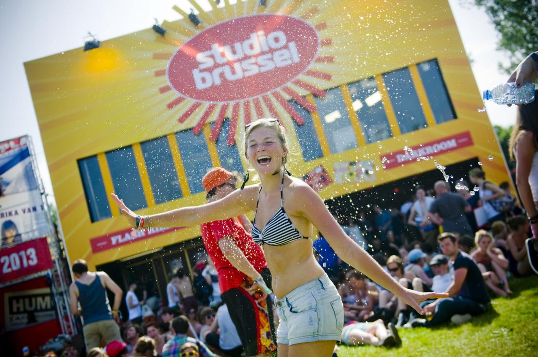 Radionetten VRT klaar voor muzikale zomer