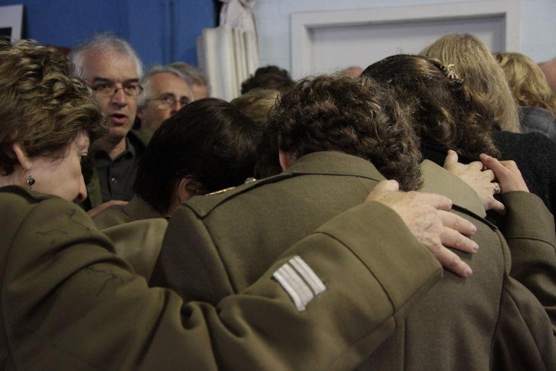Brecht Eisler Koor Brussel - Say No! - 22/01 © Isabelle Nouzra