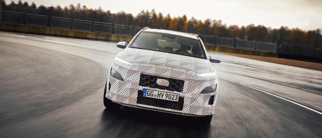Ein 'heisser' SUV: Hyundai erweitert die sportliche N-Familie mit dem All-New KONA N