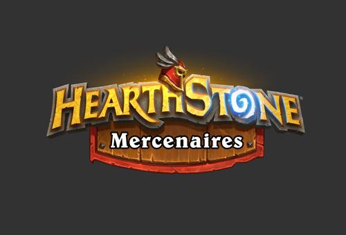Hearthstone : présentation du mode Mercenaires le 31 août