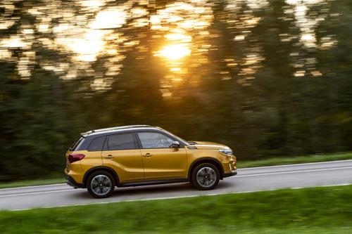 Suzuki Vitara en S-Cross SUV modellen worden zuiniger en leveren betere prestaties