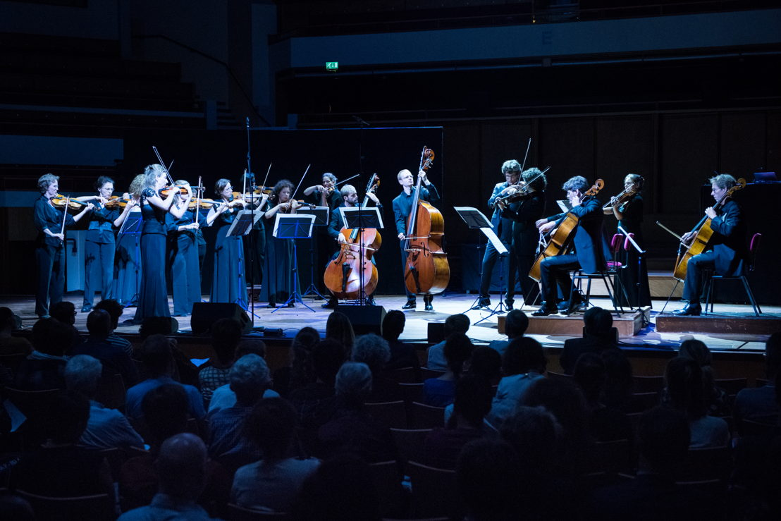 Openingsconcert Amsterdam Sinfonietta olv Candida Thompson (c) Anna van Kooij