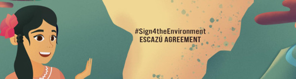 Preview: Saint Lucia Observes two Year Anniversary of Historic Escazú Agreement Endorsement!