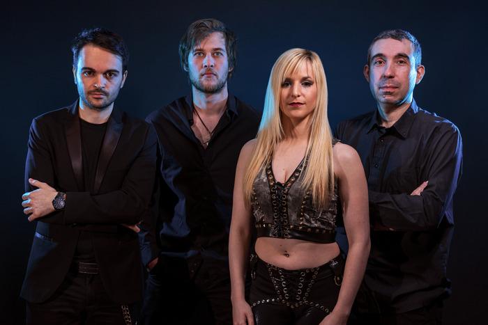 """ELFIKA (Symphonic Melodic Metal). Premier album """" « Secretum Secretorum"""" disponible depuis le 17 janvier sous le label Valkyrie Rising"""