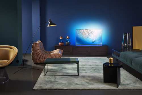 Philips TV introduceert nieuwe OLED805 en 855 tv's