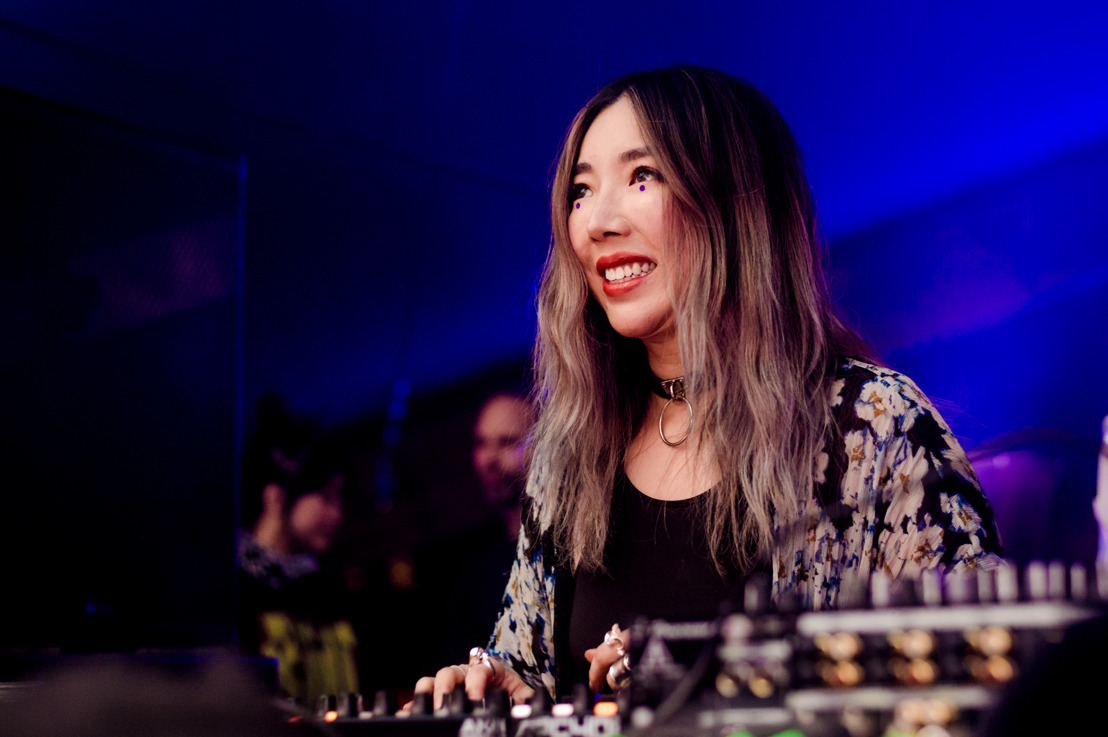 TOKiMONSTA Plays Surprise Set at the Do Lab Stage at Coachella on Friday, April 20th