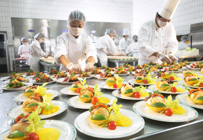 Catering growth for dnata at Changi Airport