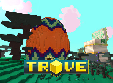 Trove presents its first Bunfest!