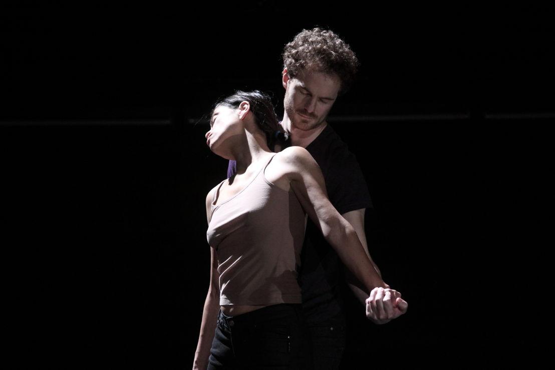 Boris Charmatz / Musée de la danse - Étrangler le temps + boléro - 10 > 11/2 © Jean Henry