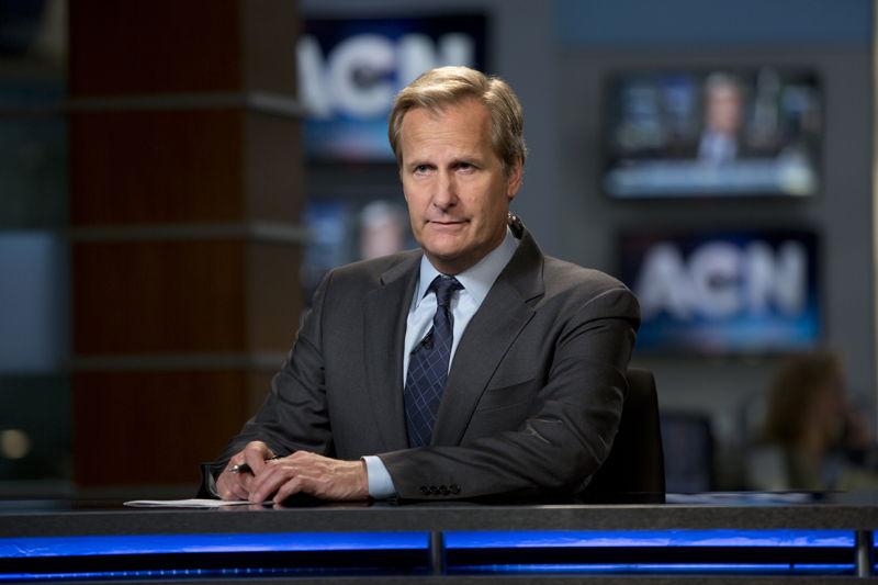 The Newsroom - Jeff Daniels (Will McAvoy)  - (c) VRT / HBO