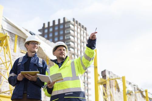 Hausse de 8 % en un an du coût de la construction en Belgique