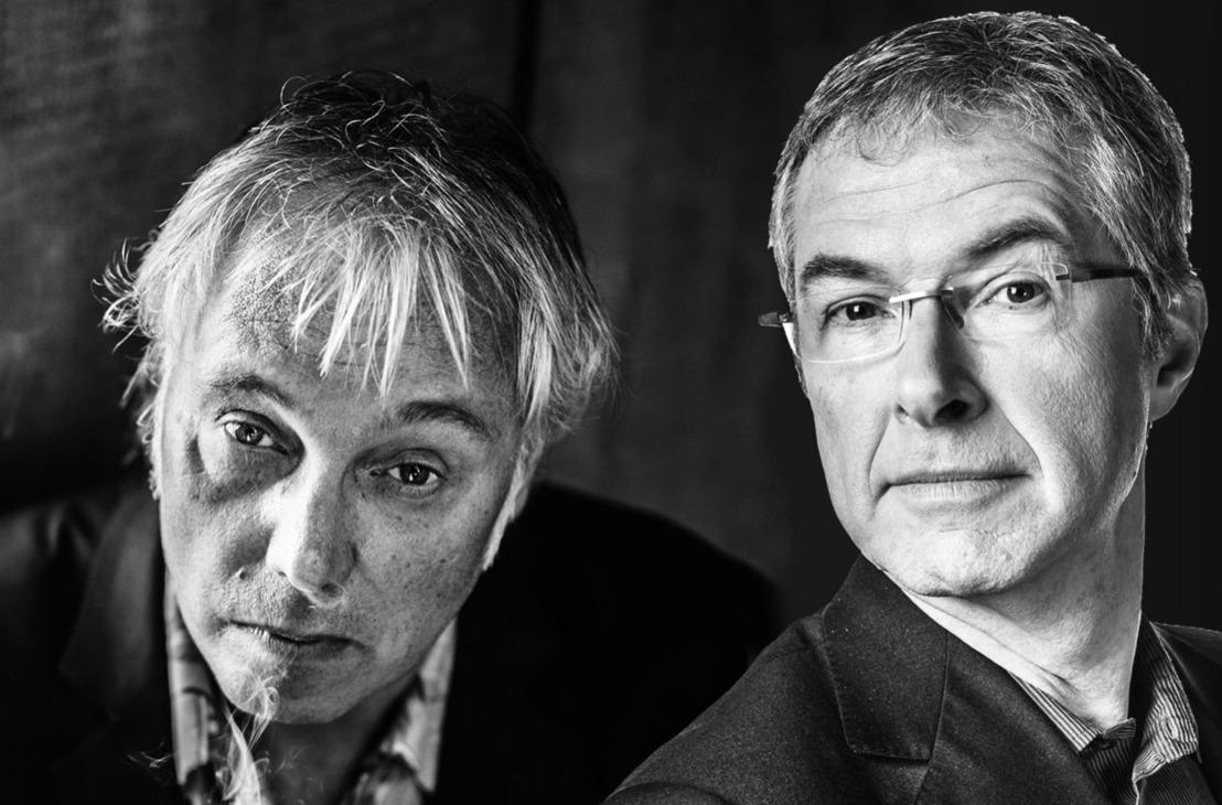 Jan Hautekiet en Patrick Riguelle presenteren samen chansonprogramma op Klara