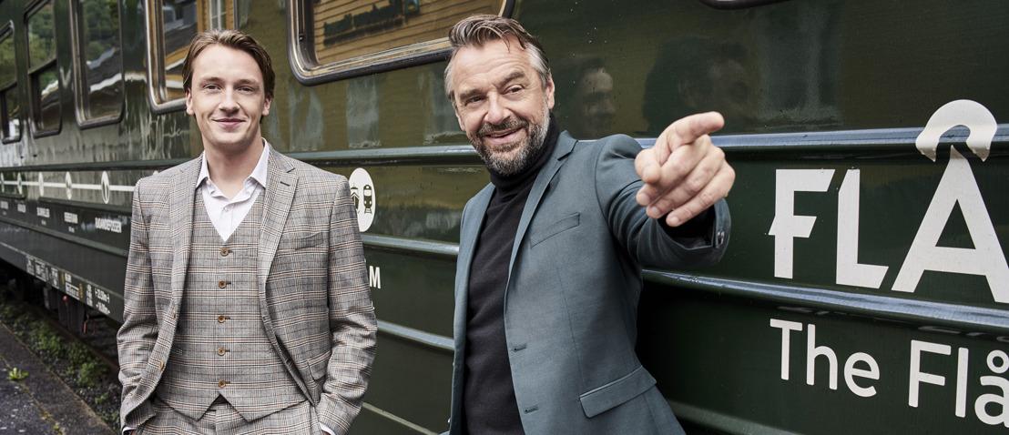 Persbericht: ZEB-ambassadeurs Tom en Milo Waes naar de Noorse Fjorden