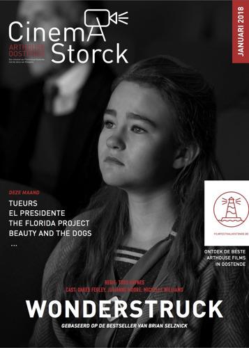 Cinema Storck biedt een brede blik op de (film)wereld!