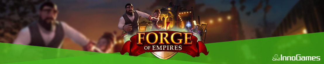 Forge of Empires: The Ringmaster heralds a spooky Halloween event