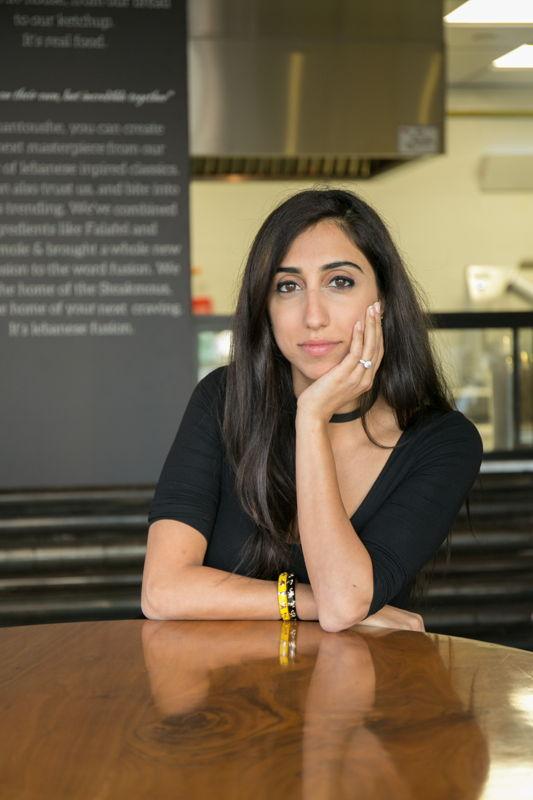 Sophia Sleiman - Emirati Arabi Uniti
