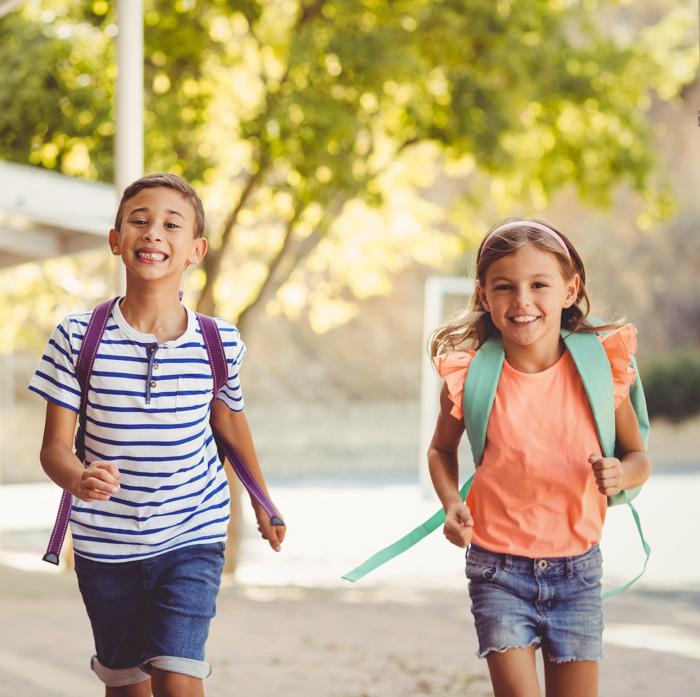 En sécurité sur le chemin de l'école