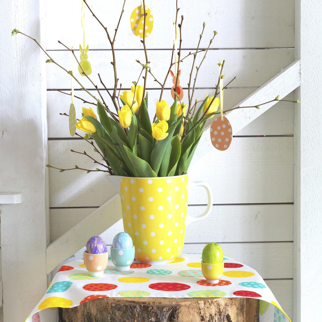 Ambiance de Pâques avec la nouvelle collection printanière limitée de IKEA