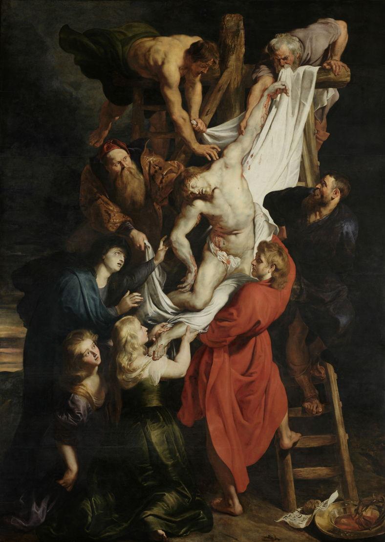 Kruisafneming <br/>Peter Paul Rubens <br/>© Lukas – Art in Flanders VZW photo Hugo Maertens