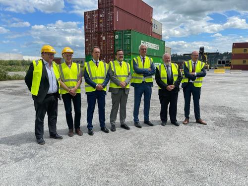 Havens van Antwerpen en Luik versterken relatie via nieuw samenwerkingsakkoord