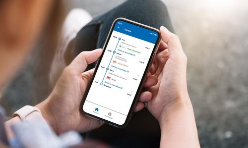 L'application MoveSafe, le bon réflexe pour éviter de prendre un train trop occupé